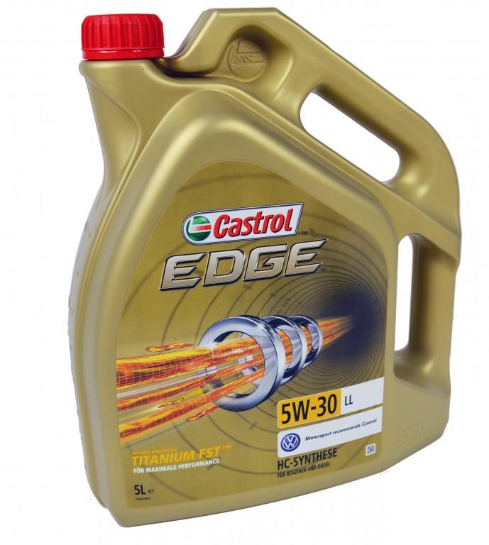 Castrol Edge FST 5W-30 LL 5L | BSR